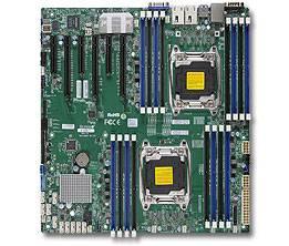 Серверная материнская плата Soc-2011 SuperMicro MBD-X10DRI-T-O eATX Ret