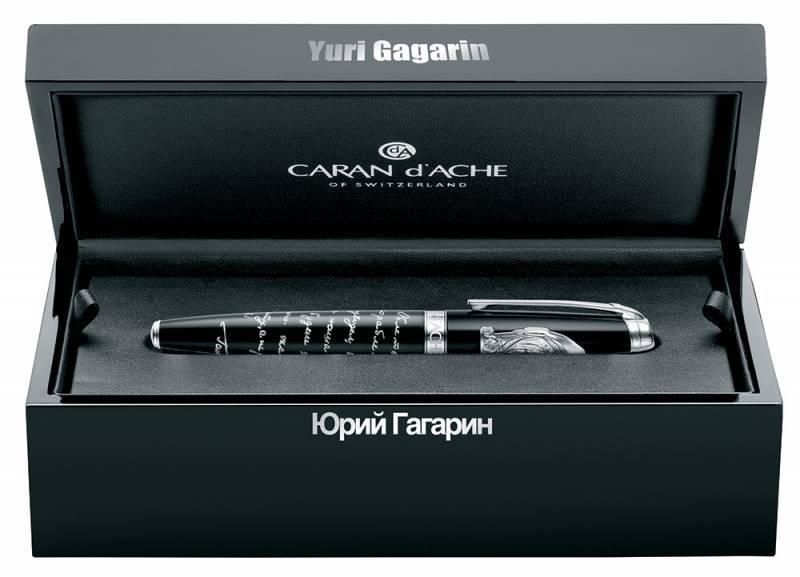 Ручка перьевая Carandache Gagarin LT SP (1628.481) - фото 4