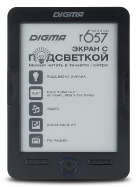 ����������� ����� 6 Digma R657 ������