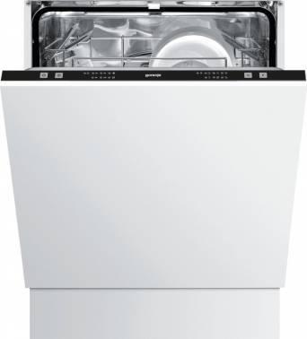 Посудомоечная машина Gorenje GV61211 белый