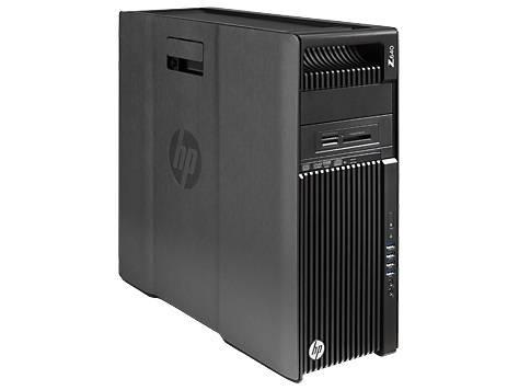Компьютер HP Z640 - фото 1