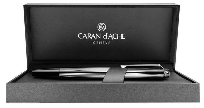 Ручка перьевая Carandache RNX.316 PVD Black Version (4590.070) - фото 3