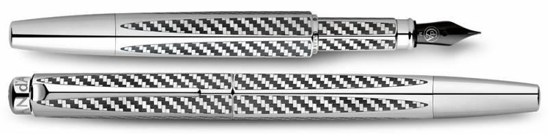 Ручка перьевая Carandache RNX.316 Fiber Version (4590.073) - фото 2