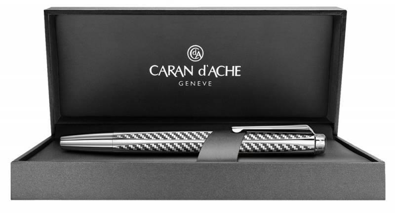 Ручка перьевая Carandache RNX.316 Fiber Version (4590.073) - фото 3