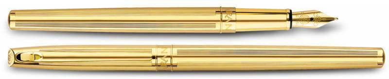 Ручка перьевая Carandache Madison Cisele GP (4690.272) - фото 2