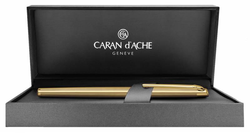 Ручка перьевая Carandache Madison Cisele GP (4690.272) - фото 3