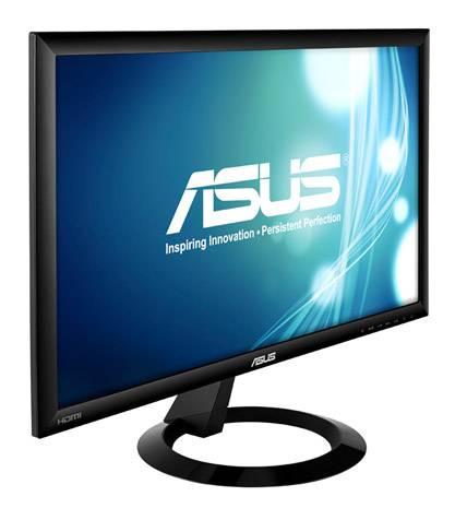 """Монитор 21.5"""" Asus VX228H черный - фото 2"""