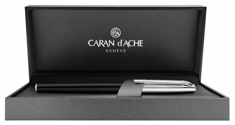 Ручка перьевая Carandache Madison Bicolor Black SP (4690.446) - фото 3