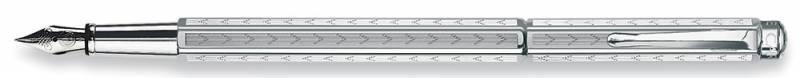 Ручка перьевая Carandache Ecridor Chevron PP (958.276) - фото 1