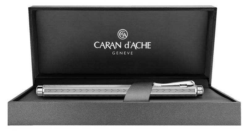 Ручка перьевая Carandache Ecridor Chevron PP (958.276) - фото 3