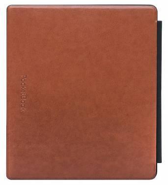 Обложка PocketBook PBPUC-840-2S-BK-BR черный / коричневый