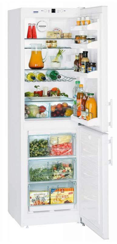 Холодильник Liebherr CN 3033 белый - фото 1