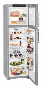 Холодильник Liebherr CTNesf 3663 серебристый