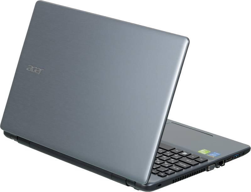 "Ноутбук 15.6"" Acer Aspire E5-571G-52Q4 серый - фото 2"