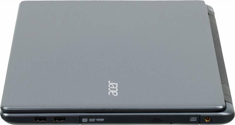 "Ноутбук 15.6"" Acer Aspire E5-571G-52Q4 серый - фото 4"