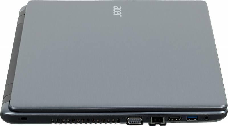 "Ноутбук 15.6"" Acer Aspire E5-571G-52Q4 серый - фото 5"
