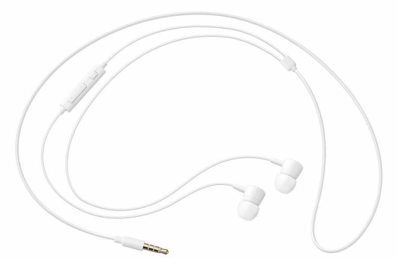 Гарнитура Samsung EO-HS1303WE белый - фото 4