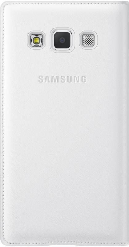 Чехол (флип-кейс) Samsung EF-FA300BWEGRU белый - фото 3