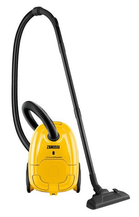 Пылесос Zanussi ZANSC00 желтый - фото 1