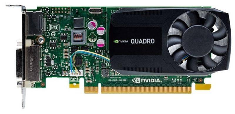 Видеокарта Dell Quadro 2048 МБ (490-BCGC) - фото 4