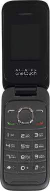 Мобильный телефон Alcatel OneTouch 1035D темно-серый