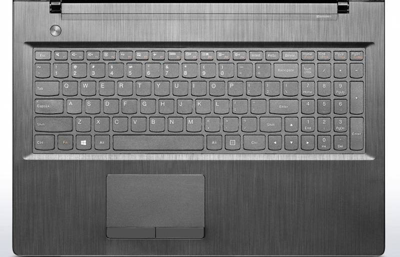 """Ноутбук 15.6"""" Lenovo IdeaPad G5080 черный - фото 4"""