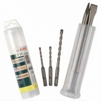 Набор сверл Bosch 2607019455 по бетону (5пред.) для перфораторов