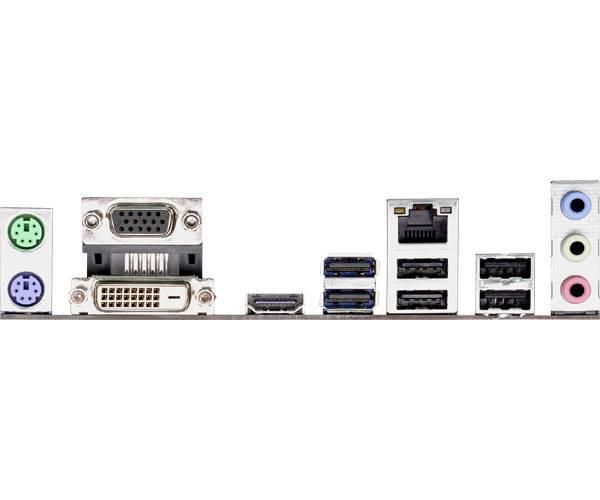 Материнская плата Soc-FM2+ Asrock FM2A58M-HD+ mATX - фото 3
