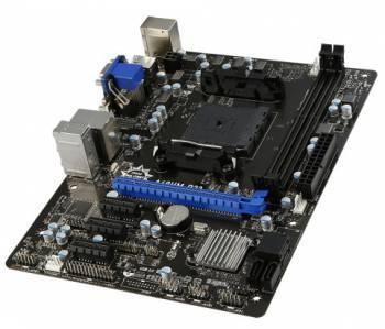 ����������� ����� Soc-FM2 MSI A68HM-P33 mATX