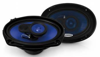 Автомобильная акустика Soundmax SM-CSE693