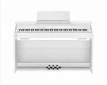 Цифровое фортепиано Casio PRIVIA PX-860WE белый