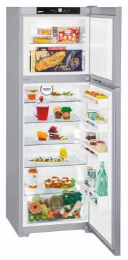 Холодильник Liebherr CTsl 3306 серебристый (CTSL3306)