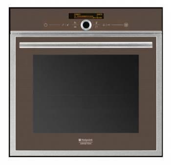 Духовой шкаф электрический Hotpoint-Ariston FK1041LP.20 X / HA(CF) коричневый