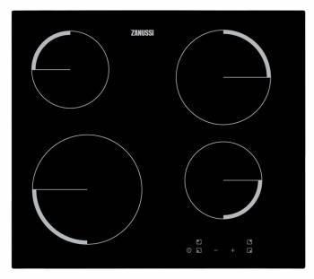 Варочная поверхность Zanussi ZEV56240FA черный