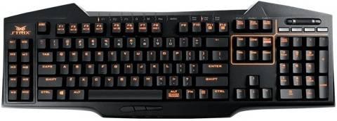 Клавиатура Asus Strix Tactic Pro черный - фото 1