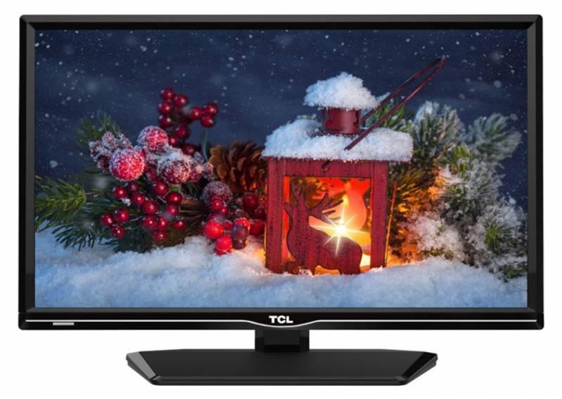"""Телевизор LED 24"""" TCL L24B2820 черный - фото 1"""