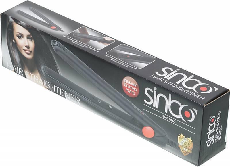 Выпрямитель Sinbo SHD 7042 черный/красный - фото 5