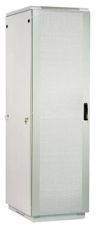 Шкаф коммутационный ЦМО ШТК-М-42.6.8-4ААА 42U серый - фото 1