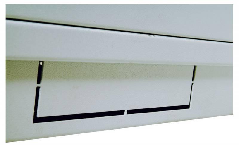 Шкаф коммутационный ЦМО ШТК-М-42.6.8-4ААА 42U серый - фото 5