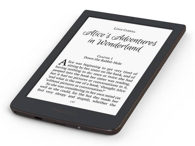 """Электронная книга 6"""" PocketBook 630 темно-коричневый - фото 2"""