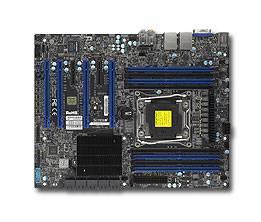 Серверная материнская плата Soc-2011 SuperMicro MBD-X10SRA-O ATX