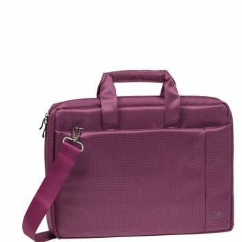 "Сумка для ноутбука 15.6"" Riva 8231 пурпурный"