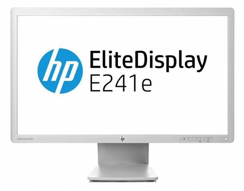 "Монитор 24.1"" HP E241e черный - фото 1"