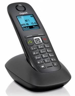Телефон Gigaset A540 черный