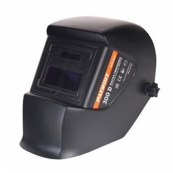 Маска сварщика для сварочных аппаратов Patriot 300D