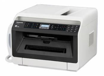 МФУ Panasonic KX-MB2137RUB белый/черный