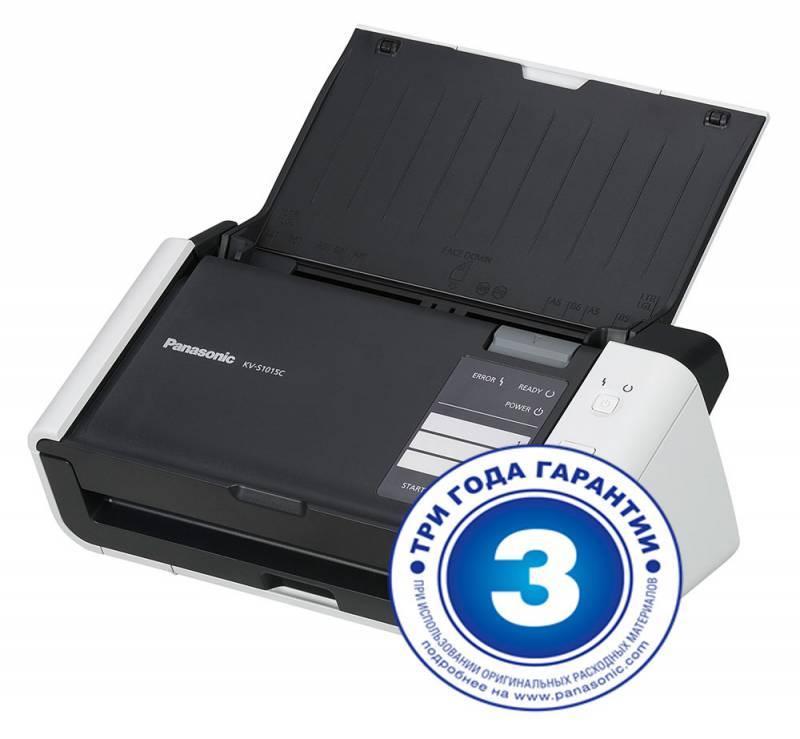 Сканер Panasonic KV-S1015C (KV-S1015C-X) - фото 1