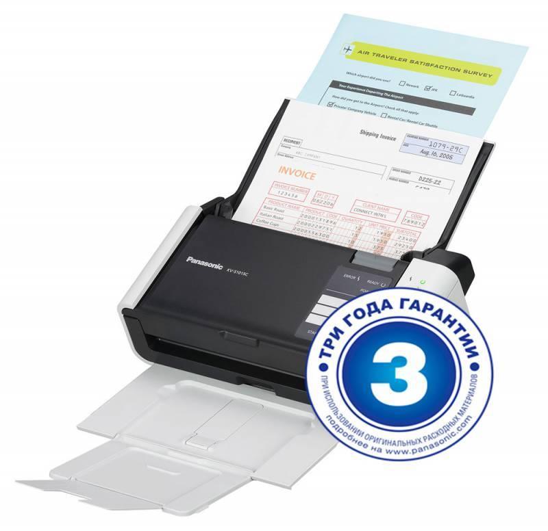 Сканер Panasonic KV-S1015C (KV-S1015C-X) - фото 4