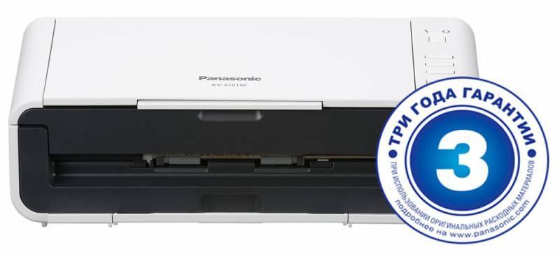 Сканер Panasonic KV-S1015C (KV-S1015C-X) - фото 7