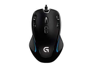 Мышь Logitech G300s черный (910-004345)